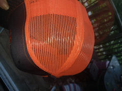 Balls Deep Tackle Neon Orange/Charcoal Snapback Review