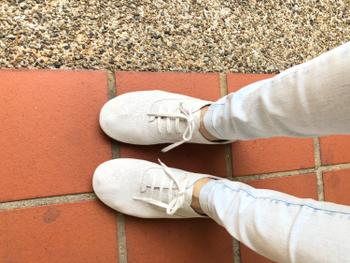 Anothersole INTL | Probably the best travel shoes Aria - Bianco Review