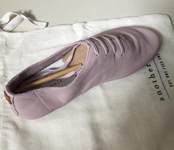 Anothersole INTL | Probably the best travel shoes Paloma - Lavender Review