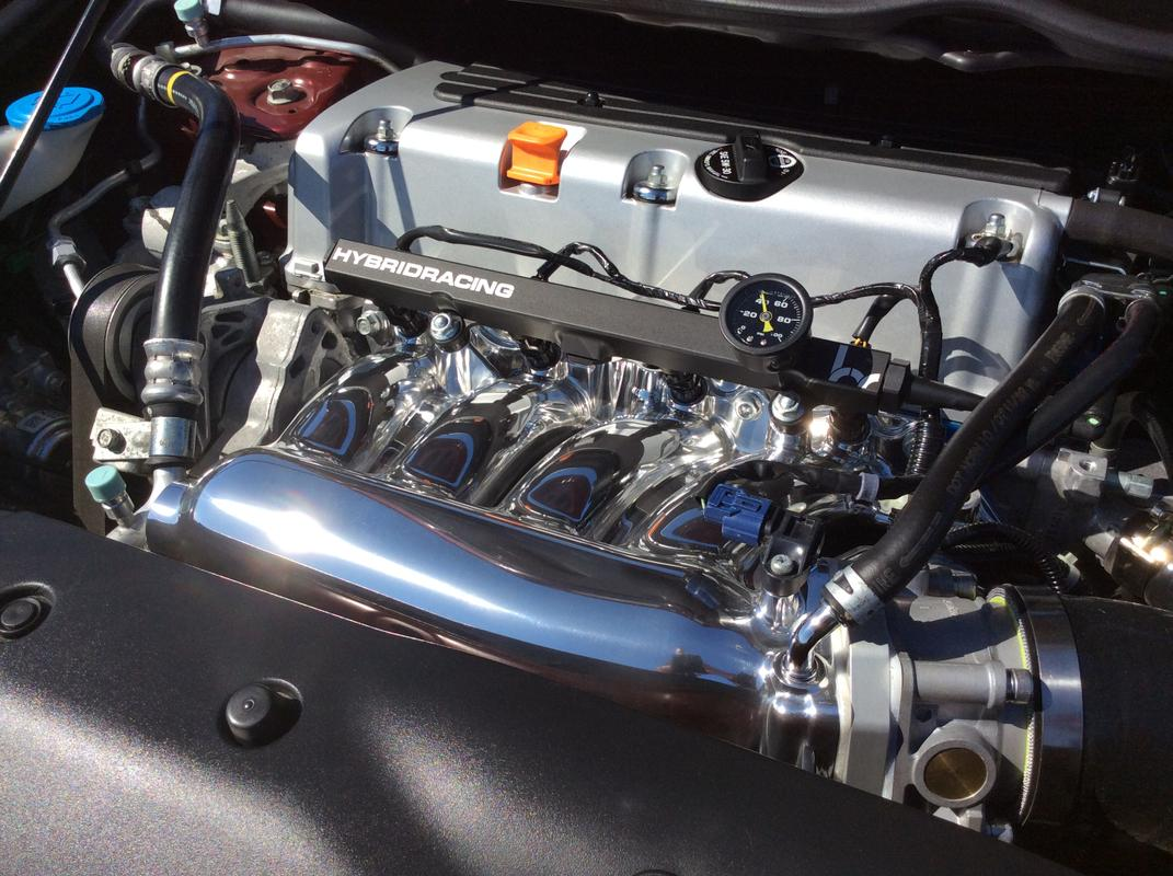 Hybrid Racing K-Series Fuel Rail & Fittings (06-11 Honda ...