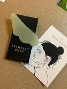 Primally Pure GUA SHA STONE Review