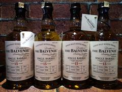 WHISKY.MY THE BALVENIE Single Barrel 15 Year Old Review