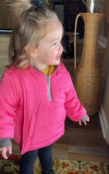 Buckle Me Baby Coats Power of Pink Review