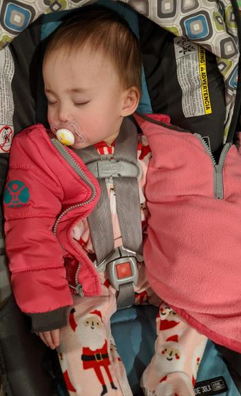 Buckle Me Baby Coats Warrior Within Review