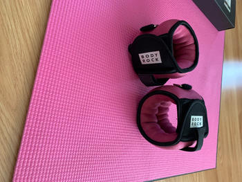 BodyRock.tv Ankle Weights Review