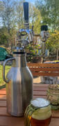 iKegger Pty Ltd (Europe Branch) 2L Insulated Beer Growler |  The Growler Review