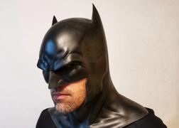 Tiger Stone FX Batman Rebirth cowl (Fabok inspired) Review