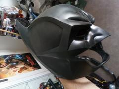 Tiger Stone FX Batman Noël inspired cowl (head piece) Review