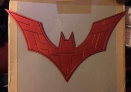 Tiger Stone FX Custom design Batman Beyond inspired chest emblem (can be made in various colors) Review