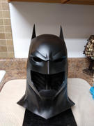 Tiger Stone FX Armored Batman cowl The Knight - custom (original) design Review