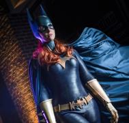 Tiger Stone FX Batgirl costume bundle deal: Cowl, emblem, belt & fins - Gold or yellow accessories (can be made in other colors) Review