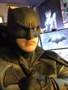 Tiger Stone FX Justice League Batman cowl / mask Review
