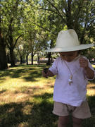 Jen - Noble Carriage West Perro Little Desert Sun Hat Review