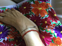 Sivana High-Energy Carnelian Anklet Review
