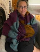 Sivana Himalayan Yak Wool Large Wrap - Multi Review