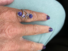 Sivana Charoite and Amethyst Ring Review