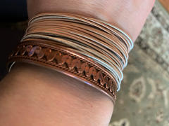 Sivana Fair Trade Magnetic Copper Awareness Bracelet Review