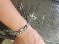 NOGU.ca Panda Links | Original Kismet Bracelet | Black x Silver Review