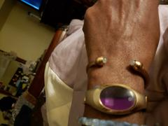 NOGU.ca Venus | Or rose 18 carats | Aigue-marine | Examen du bracelet Goddess