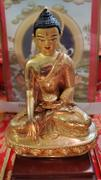 NepaCrafts Product Hand Carving Shakyamuni Buddha Fully Gold Plated Statue Review