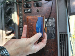 Southern Trapper The Minimal Mike Brown Credit Card Holder Review