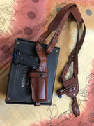 Southern Trapper The Shoulder Holster Review