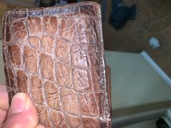 Southern Trapper The Bounty Alligator Skin Wallet Review