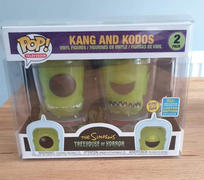 PPJoe Pop Protectors PPJoe 2 Pack (Double) Pop Protector for Kang & Kodos, Rock Solid Funko Vinyl Protection Review