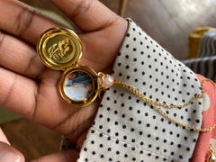 HorseFeathers Jewelry & Gifts Memory Keeper | Gold Locket Necklace Review