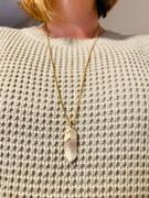 HorseFeathers Jewelry & Gifts Found Feather | Gold Feather Necklace Review