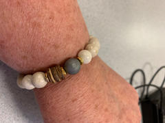 HorseFeathers Jewelry & Gifts Natural Beauty | Druzy + Riverstone Bracelet Review