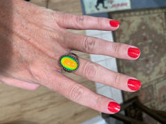 HorseFeathers Jewelry & Gifts Sterling Silver Oval Mood Ring Review