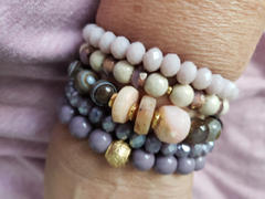 HorseFeathers Jewelry & Gifts Power of 1 | Chunky Czech Glass Bracelet Review