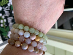 HorseFeathers Jewelry & Gifts Duet | Australian Pink Opal + Moonstone Bracelet Review