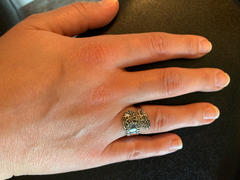 HorseFeathers Jewelry & Gifts Vintage Sterling Silver Spoon Ring Review