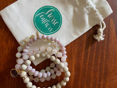 HorseFeathers Jewelry & Gifts Hearth & Soul Stack | Moonstone + Rose Quartz Bracelet Set Review