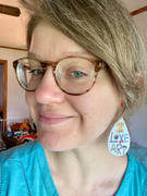 Earrings by Emma I Love Art Earrings (Teardrop Dangles) Review