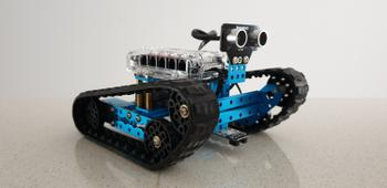 Pakronics® mBot Ranger - Transformable STEM Educational Robot Kit Review