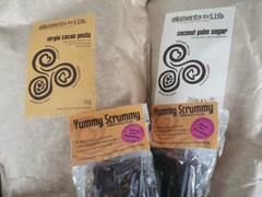 Elements for Life Virgin Ceremonial Cacao Paste Review
