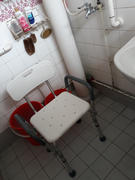 The Golden Concepts HappyBath Tool-Free Shower Chair with Backrest and Handles Review