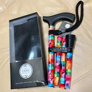 The Golden Concepts Blue Mosaic Cane by The Cane Collective Review
