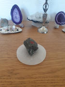 The Psychic Tree Bloodstone - Rough Crystal Review