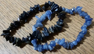 The Psychic Tree Blue Tigers Eye Stone Chip Bracelet Review