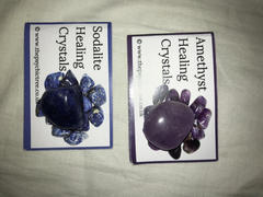 The Psychic Tree Amethyst Polished Tumblestone Healing Crystals Review