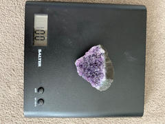 The Psychic Tree Amethyst Cluster Rough Crystals - Small Review
