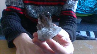 The Psychic Tree Smokey Quartz Cluster Review