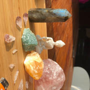 The Psychic Tree Calcite Rough Crystals - Orange Review