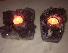 The Psychic Tree Amethyst Tealight Holder/Lamp Review