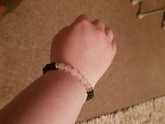 The Psychic Tree Rose Quartz Essential Oil Diffuser Bracelet Review