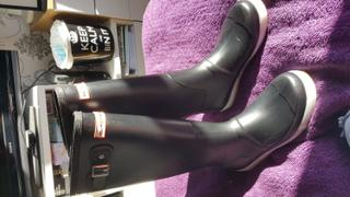 Flash Wear Ladies Light up Flashez Wellies - Black Review